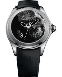 Corum - 082310200371sk01 Bubble Lunar System Watch - Lyst