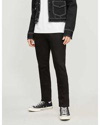 Acne Studios Max Slim Slim-fit Skinny Jeans - Black