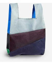 Hay Six Colou No. 1 Bag - Blue