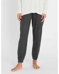 Hanro - Urban Casuals Wool-blend Jogging Bottoms - Lyst