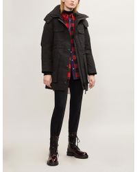 Canada Goose - Gabriola Feather And Shell-down Parka Coat - Lyst