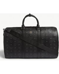 MCM - Visetos Canvas Weekend Bag - Lyst