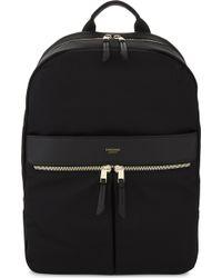 Knomo Mayfair Mini Beauchamp Backpack - Black