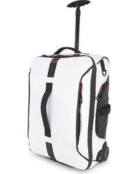 Samsonite Paradiver Duffle Backpack Case 55cm - White