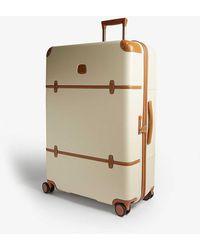 Bric's Bellagio Four-wheel Suitcase 82cm - Natural
