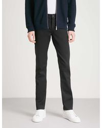 BOSS Orange Slim-fit Tapered Jeans - Multicolour
