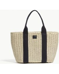 Claudie Pierlot - Acapri Straw Bag - Lyst