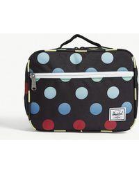 Herschel Supply Co. - Pop Quiz Polka-dot Lunch Box - Lyst
