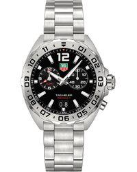 Tag Heuer - Waz111a.ba0875 Formula 1 Stainless Steel Watch - Lyst