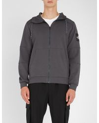 The North Face - Fine 2 Cotton-jersey Hoody - Lyst