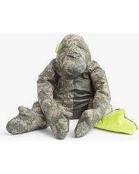 Raeburn Orangutan Camo-print Shell Backpack - Green