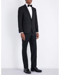 Ferragamo - Sparkle Eve Slim-fit Wool Tuxedo - Lyst