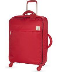 Lipault | Inès De La Fressange Four-wheel Suitcase 65cm | Lyst