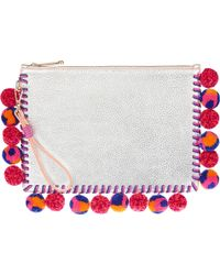Sophia Webster - Flossy Leather Pouch - Lyst