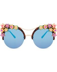 Rad & Refined | Bowie Cat-eye Sunglasses | Lyst