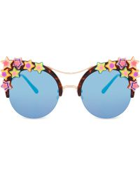 Rad & Refined - Bowie Cat-eye Sunglasses - Lyst