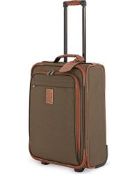 Longchamp - Boxford Carry-on Two-wheel Suitcase - Lyst