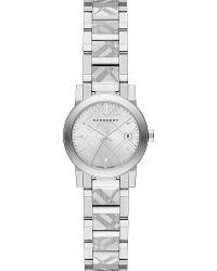 Burberry Bu9233 The City Stainless Steel Watch - Metallic