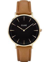 Cluse Cl18404 La Bohème Gold - Black