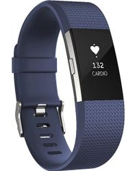Fitbit - Charge 2 Large Fitness Band - Lyst