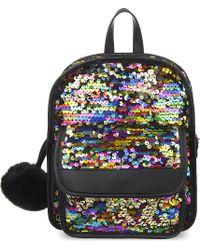 Skinnydip London - Lulu Sequinned Novelty Backpack - Lyst