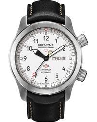 Bremont - Martin Baker Mbii/gr Stainless Steel Watch - Lyst