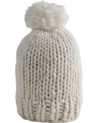 Wool And The Gang - Diy Pom Pom Hat Kit - Lyst