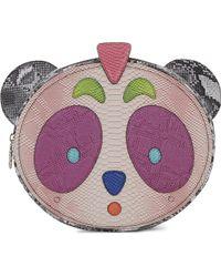 Nicopanda - Textured Panda Backpack - Lyst