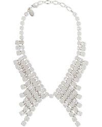 Erickson Beamon - Swarovski Crystal Collar Necklace - Lyst