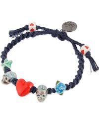 Venessa Arizaga - Romeo And Juliet Ceramic Bracelet - Lyst