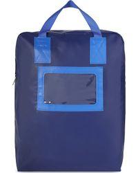 Comme des Garçons - Neon Tarpaulin Backpack - Lyst
