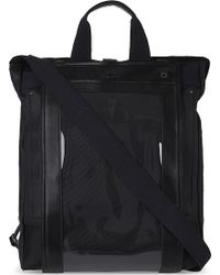 Junya Watanabe - Faux-leather Backpack Tote - Lyst