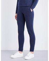 Sunspel | Cotton-jersey Jogging Bottoms | Lyst