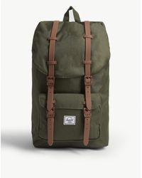 Herschel Supply Co. Little America Backpack - Green