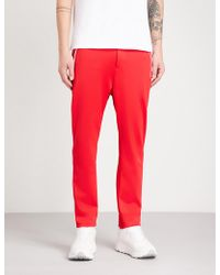 The Kooples - Panel Striped Jogging Bottoms - Lyst