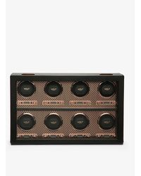 The Alkemistry Wolf Axis 8-piece Watch Winder - Multicolor