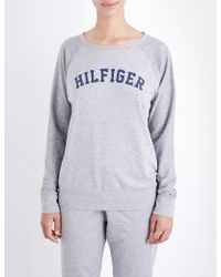 Tommy Hilfiger - Iconic Jersey Top - Lyst