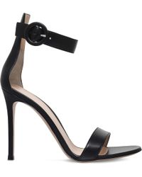 Gianvito Rossi - Como Heeled Sandals - For Women - Lyst
