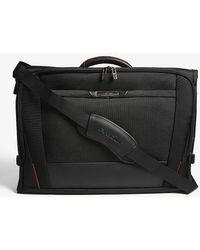 Samsonite Pro-dlx Tri-fold Garment Bag - Black