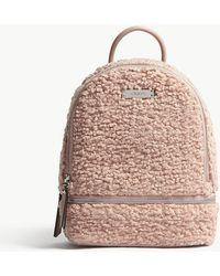 ALDO - Anacoedo Woollen And Faux-leather Backpack - Lyst