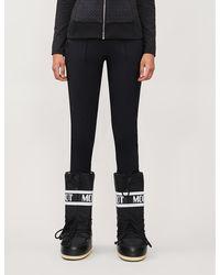 Fusalp Elancia Stretch-woven Flared Ski Trousers - Black