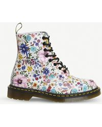 Dr. Martens - 1460 Pascal 8-eye Leather Boots - Lyst