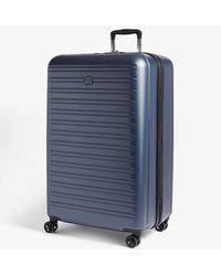 Delsey Segur 2.0 Four-wheel Suitcase 81cm - Blue