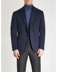 Corneliani - Tailored-fit Cashmere Jacket - Lyst