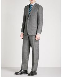 Richard James - Single-breasted Wool Suit - Lyst