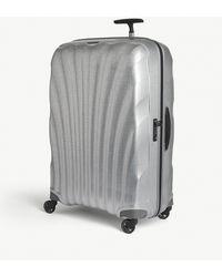 Samsonite Cosmolite Four-wheel Suitcase 81cm - Gray