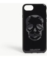 Zadig & Voltaire - Skull Iphone 6 And 7 Case - Lyst