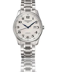Longines - L28934786 Master Collection Stainless Steel Automatic Watch - Lyst