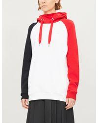 Chocoolate - Logo-hood Cotton-jersey Hoody - Lyst