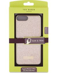 Ted Baker Rico Glitter Iphone 7 Case - Multicolour